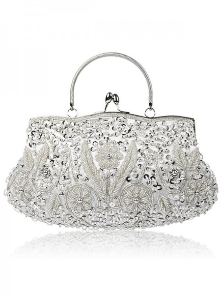 Trending Womens Evening/Party Handbags With Beading