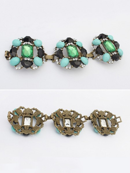 Emeralds Luxurious Bracelets J0100912JR
