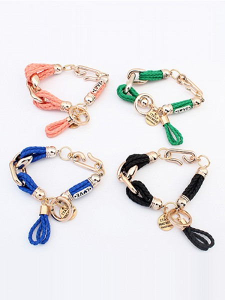 Foreign trade Woven Bracelets J0103926JR